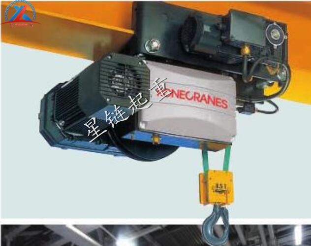 科尼XB带式电动葫芦